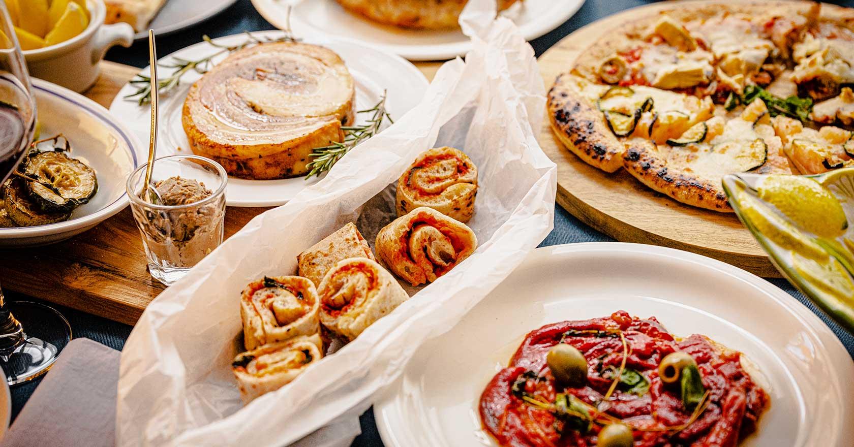 いつでも食卓に元気と笑顔を家族みんなが安心して食べられるイタリア料理を。