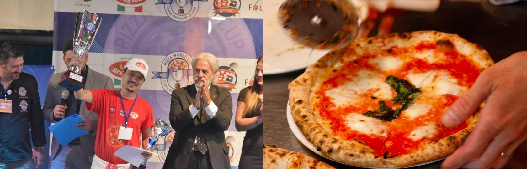 イタリアが認めた世界一のPIZZAをご家庭へ