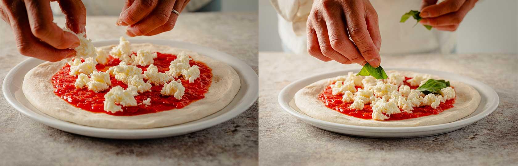 ジャンカルロ東京(ピッツェリア)と全く同じ材料と製法で、そのままの味を最新の冷凍技術で