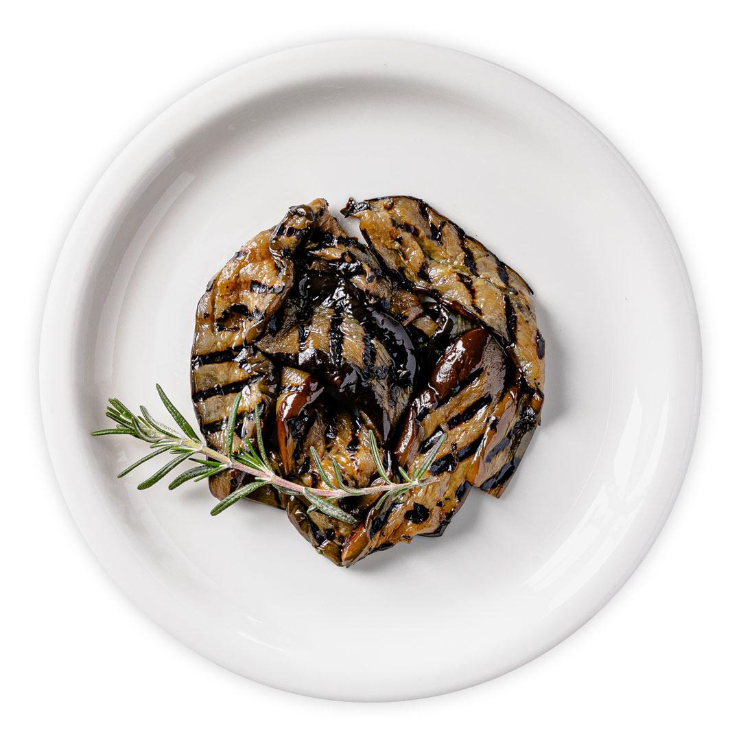 ナスのグリッリャ ローズマリーの香り(150g) | イタリア市場チェントロメルカート