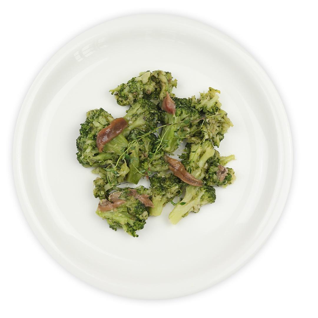 ブロッコリーアンチョビのくたくた炒め(120g) | イタリア市場チェントロメルカート